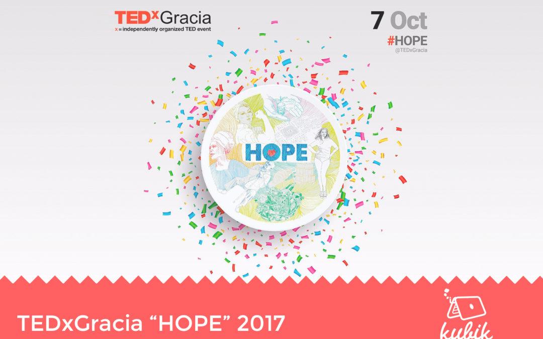 TEDxGràcia – #HOPE 2017
